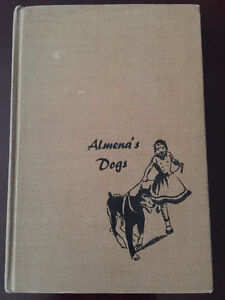Almena's Dogs by Regina Woody - 1954 First Printing