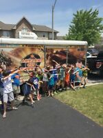 Video Games Party Trailer for Birthday Parties -Arcade on Wheels