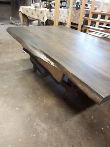 Beautiful Live Edge Tables and Furniture, SUMMER SALE