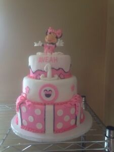 Custom cakes and more!