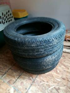 Firestone 215/65r16 all season tires
