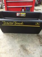 Tractor trunk