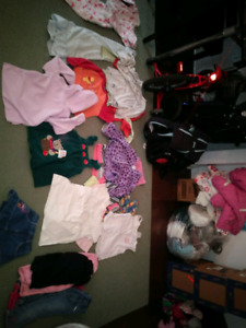 Size 5/6/7 girls clothing lot 35 items