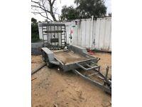 3 ton plant trailer