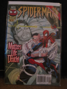 "[NM-MT] ""SPIDER-MAN"" #71 (AUG'96){BAGGED & BOARDED}"