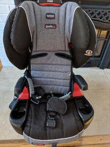 5 point harness car seat