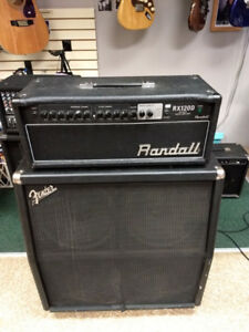Randell head fender 412 Cab.