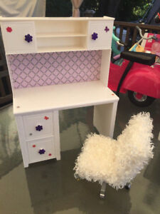 """Doll Furniture - """"Journey Girl"""", Excellent condition!"""