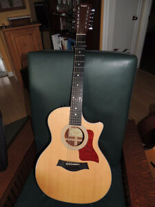 Taylor 354CE 12  2011 new price May 17th 2017