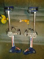 Selling top of the line stilts. Paid 400.00 want 250.00