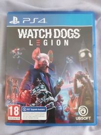 Watch Dogs Legion Ps4 Used 1 time