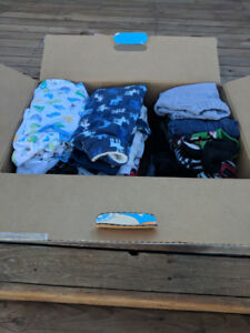 Tons of baby boy clothes