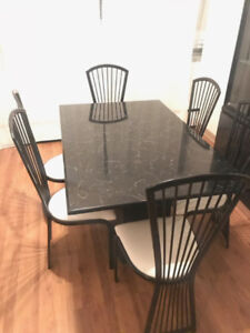 8 PIECE DINNING ROOM SET ONLY $350!!!