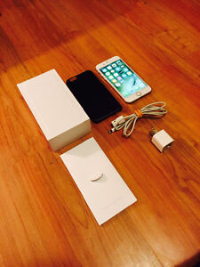 Apple IPhone 6, 16 Gb, Gold, Case, Virgin Or Bell  BUY TODAY