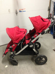 baby jogger 'city select' -- single/double stroller