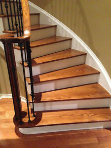 Stairs Refinishing and Hardwood Installation Oakville / Halton Region Toronto (GTA) image 8