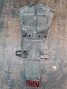 Klr 650  inner rear fender