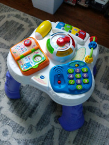 Vtech sit to stand toy