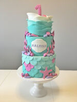 Sprinkle Fairy Cakes - Custom Cakes and Sweets