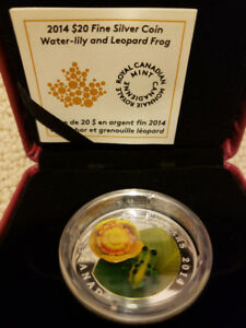 $20 Venetian Frog Coin - Royal Canadian Mint
