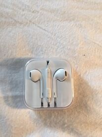 Brand new Apple Ear Pods sealed in box