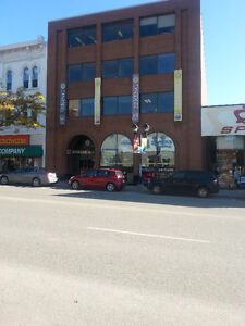 RETAIL/ OFFICE SPACE FOR LEASE DOWNTOWN KITCHENER