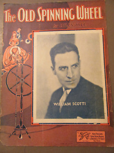 VINTAGE MUSIC BOOKS/SHEET MUSIC FROM 20'S AND 30'S