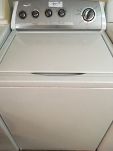 TO LOAD WHIRLPOOL WASHER (FULL WARRANTY) 306 373 0053