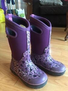 Bogs waterproof winter boots