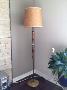 Lampe de Plancher  *** Vintage ***  Floor Lamp