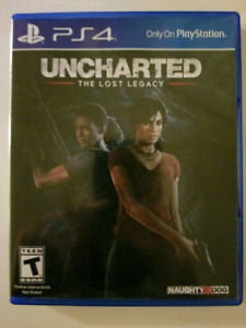 Uncharted - the lost legacy -
