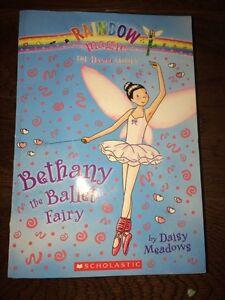 rainbow magic fairy chapter books