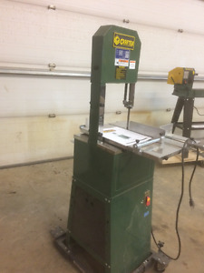 Meat Band Saw With Meat Grinder Attachment