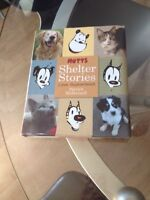 Hard cover Mutts Shelter Stories by Patrick McDonnell