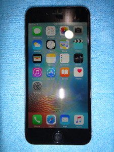 IPhone 6 with Videotron in MINT condition