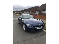 BMW Z4 30i Sdrive satnav and 12 months MOT