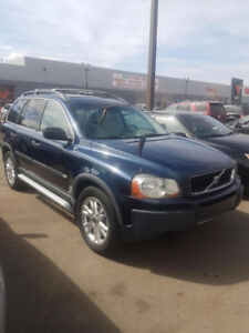 2004 VOLVO XC90 T6 AWD fully loaded
