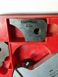 Craftsman moulding head 9.3214 for table or radial saw Kitchener / Waterloo Kitchener Area image 3