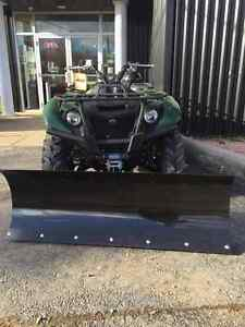 2016 Yamaha Kodiak w/ WARN winch & plow kit only $105 bi-weekly