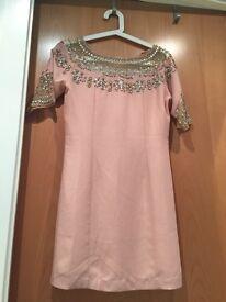 Beautiful pink dress - never worn