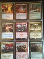 Magic the Gathering over 600 cards 2013-2015
