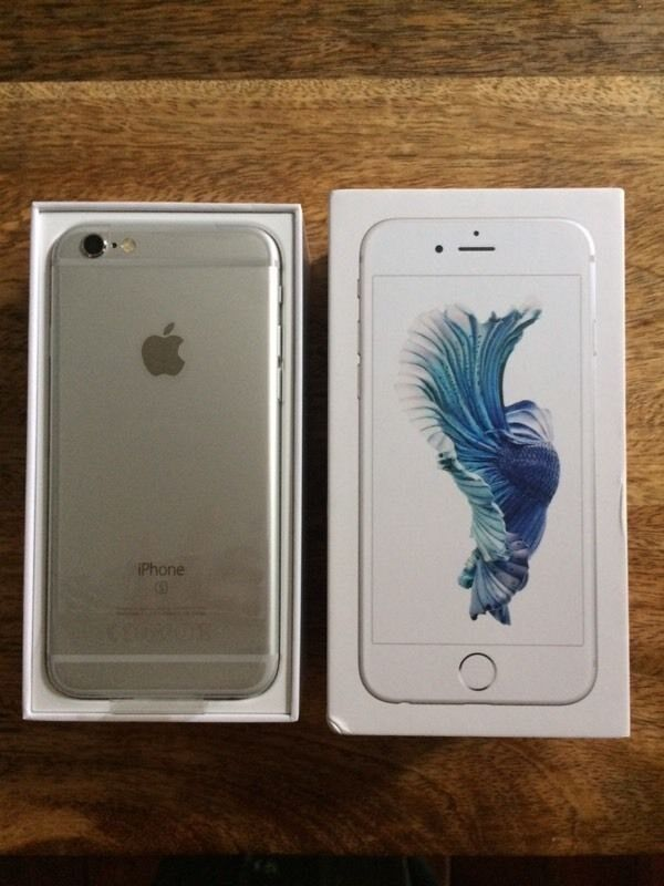 Apple iPhone 6s 16gb unlockedin Handsworth, West MidlandsGumtree - Apple iPhone 6s 16gb unlocked to all network come with original box charger and USB cable Apple warranty until 22 /12/2017Thanks Fixed price