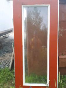 Door glass  NEW PRICE!