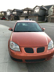 2007 Pontiac G5 Sedan only 108,800 km excellent condition