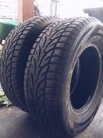 2 Ice Blazer Tires for Sale