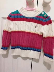 Ralph Lauren Unisex Baby Cotton Knitwear 18M