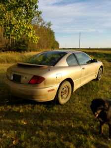 2005 Pontiac sunfire 2 door coupe