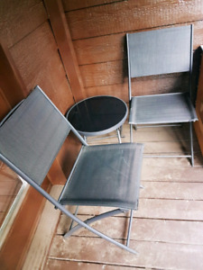 New table n chair set for sale
