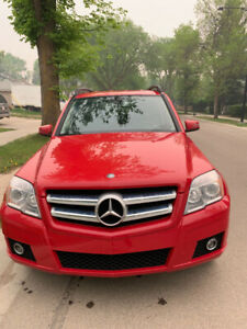Well maintained excellent condition Mercedes GLK 350