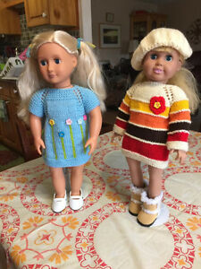 Maplelea, American Girl, OurGeneration, JourneyGirl doll clothes Kitchener / Waterloo Kitchener Area image 1
